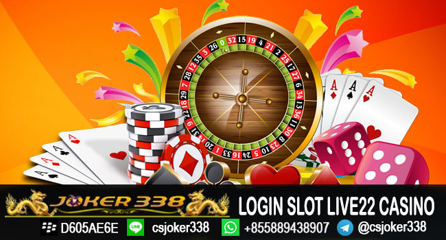 login-slot-live22-casino