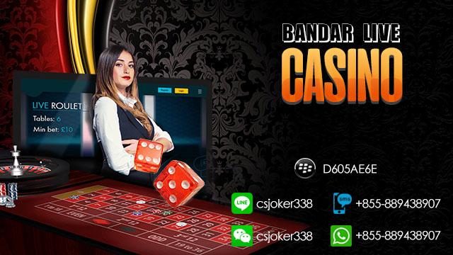 Bandar Live Casino
