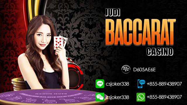 Judi Baccarat Casino